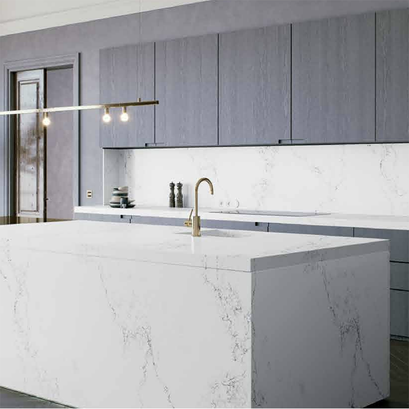 Quartz Kitchen Countertop Santa Clarita